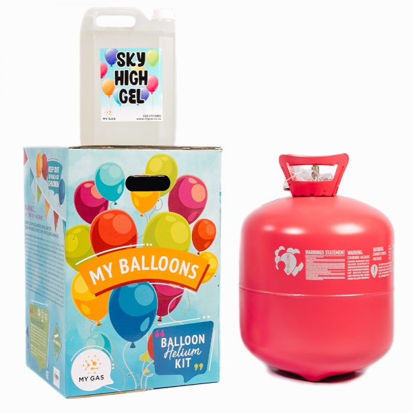 Helium Sky High Gel Product gallery 2