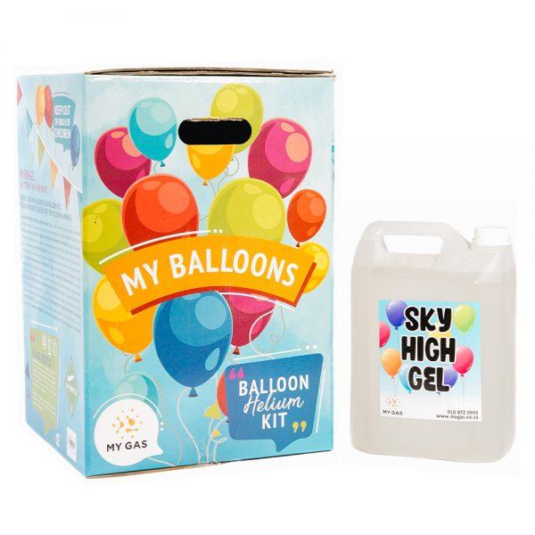 Helium Sky High Gel Product gallery 3