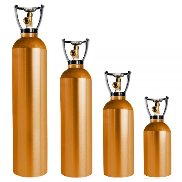 Helium Small cylinder Product Gallery 3