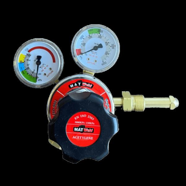 Acetylene regulator